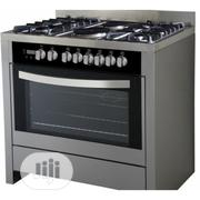 Scanfrost 6-burner Gas Cooker SFC9423 SS (4 Gas + 2 Electric)   Kitchen Appliances for sale in Abuja (FCT) State, Abaji