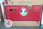 Original LG LED TV 49inches, 2years Warranty | TV & DVD Equipment for sale in Lagos State, Ojo