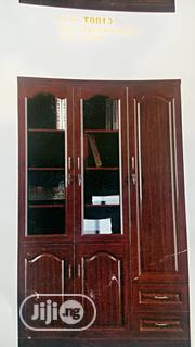 Book Shelf with Glass and Cabinets | Furniture for sale in Lagos State, Ojo