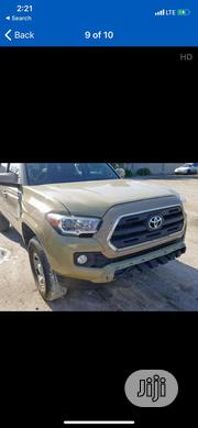 Toyota Tacoma 2017 Beige | Cars for sale in Lagos State, Amuwo-Odofin