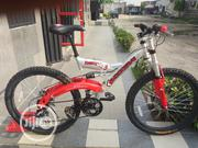 Shockwave Big Tyre Sport Bicycle   Sports Equipment for sale in Rivers State, Port-Harcourt