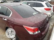 Honda Accord 2009 Red | Cars for sale in Lagos State, Ajah