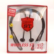ST-K168 Tone Quality Wireless Bluetooth Headset | Accessories for Mobile Phones & Tablets for sale in Lagos State, Ikeja