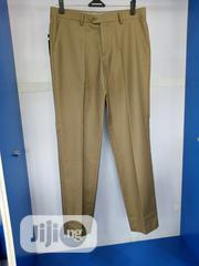 Corporate Men Brown Trouser   Clothing for sale in Lagos State, Ojo
