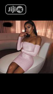 Shiny Mini Dress | Clothing for sale in Lagos State, Lagos Island