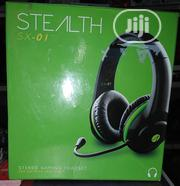 Stealth SX-01 Headset | Headphones for sale in Lagos State, Ikeja