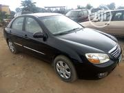 Kia Cerato 2008 1.6 LX Automatic Black | Cars for sale in Lagos State, Yaba