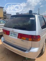 Honda Odyssey 2004 LX Automatic Silver | Cars for sale in Oyo State, Ibadan