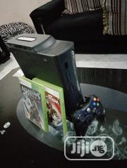 US Used Xbox 360 S Console, Controller And 2 Games. Perfect Condition | Video Game Consoles for sale in Rivers State, Port-Harcourt