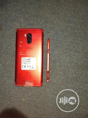 Infinix Note 5 Stylus 64 GB Red