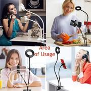 Selfie Ring Light With Phone Holder | Accessories for Mobile Phones & Tablets for sale in Lagos State, Surulere