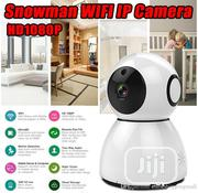 Snowman Wifi Spy Camera HD 1080p | Security & Surveillance for sale in Lagos State, Ikeja