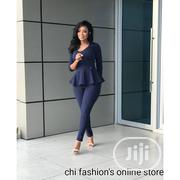 New Trendy Femal Long Sleev Top and Trouser | Clothing for sale in Lagos State, Oshodi-Isolo