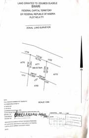 Intent Allocation | Land & Plots For Sale for sale in Abuja (FCT) State, Kubwa