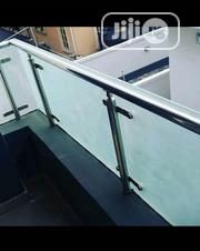 Framesless Glass & Stainless Steel Handrails & Balusters | Building Materials for sale in Lagos State, Ibeju