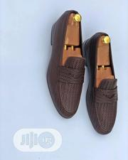 Handmade Croc Leather Penny Loafers   Shoes for sale in Lagos State, Amuwo-Odofin