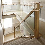 Wood & Glass Balusters & Handrails | Building Materials for sale in Lagos State, Lekki Phase 2