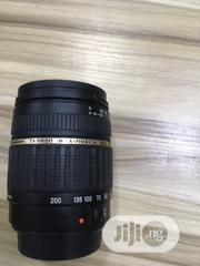 Tamron Lens for Canon 18-200 | Accessories & Supplies for Electronics for sale in Lagos State, Ikeja