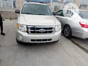 Ford Escape 2009 XLT 4WD V6 Beige | Cars for sale in Lagos State, Lagos Island