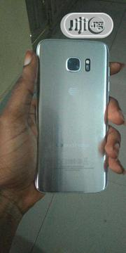 Samsung Galaxy S7 edge 64 GB Silver   Mobile Phones for sale in Osun State, Osogbo