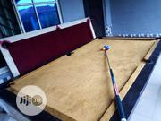 Standard Snooker Board With Complete Accessories | Sports Equipment for sale in Cross River State, Ikom
