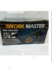 Work Master Electric Heavy Duty Air Blower Dust Cillector | Hand Tools for sale in Lagos State, Lagos Island