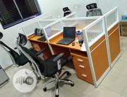 Quality 4in1 Office Workstation Table | Furniture for sale in Lagos State, Lagos Mainland