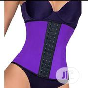 9boned Latex Corset Waist Trainer For Gymn Postpartum Fat Bellyfat | Sports Equipment for sale in Abuja (FCT) State, Gudu
