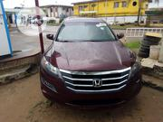 Honda Accord CrossTour 2012 EX-L Red | Cars for sale in Lagos State, Lagos Mainland