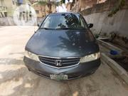 Honda Odyssey EX Automatic 2005 Gray | Cars for sale in Lagos State, Yaba