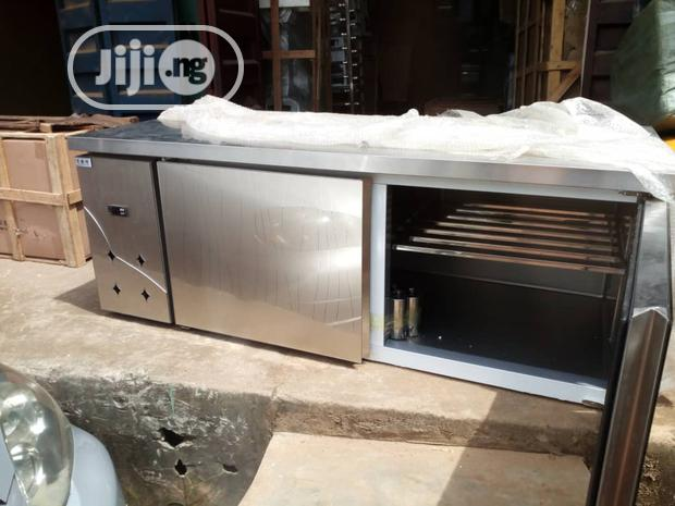 Higher Quality Commercial Cabinet Chiller In Stock