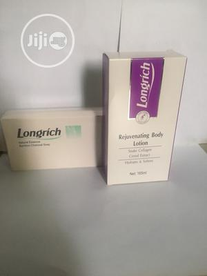 Longrich Bamboo Soap Rejuvenating Body Lotion