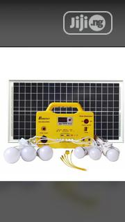 Original 30w Solar Generator With 6 Bulbs | Solar Energy for sale in Lagos State