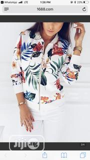 Floral Bomber Jacket | Clothing for sale in Lagos State, Lagos Island