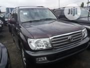 Toyota Land Cruiser 2008 Red | Cars for sale in Lagos State, Apapa
