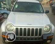 Jeep Liberty 2005 Sport Silver | Cars for sale in Lagos State, Isolo