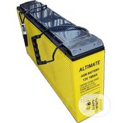 Altimate 12v 180AH AGM Inverter Battery- Slim (German Technology) | Electrical Equipment for sale in Lagos State, Victoria Island