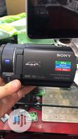 SONY FDR-AX30E Is a 4K Video Camcorder | Photo & Video Cameras for sale in Ojo, Lagos State, Nigeria