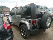 Jeep Wrangler 2014 Silver | Cars for sale in Lagos State, Surulere