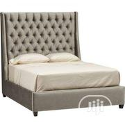 Bed 4x6 Colour Ash | Furniture for sale in Abuja (FCT) State, Lugbe