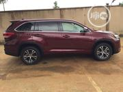 Toyota Highlander 2017 Red | Cars for sale in Abuja (FCT) State, Maitama