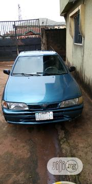 Nissan Almera 2002 Tino Blue | Cars for sale in Edo State, Okada