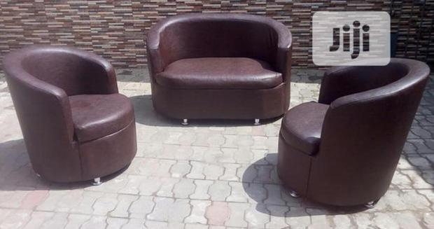 Set of Sofa Chair by Four.