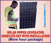 2.4kva Solar Power Generator Complete Set With Installation | Solar Energy for sale in Lagos State, Lagos Island