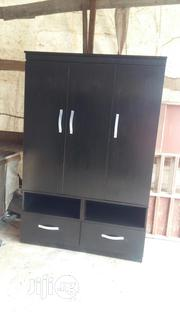 Wardrobe 4fitx6fit Colour Black | Furniture for sale in Abuja (FCT) State, Lugbe