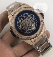 New Hublot Geneve Rose Gold Wrist Watch | Watches for sale in Lagos State, Lagos Mainland