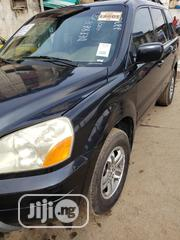 Honda Pilot 2004 EX 4x4 (3.5L 6cyl 5A) Black | Cars for sale in Lagos State, Lagos Mainland