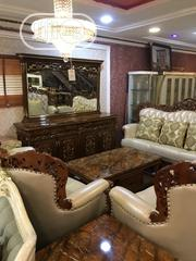 New Design 7 Seaters Royal Chair. | Furniture for sale in Lagos State, Lagos Mainland