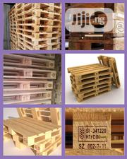 Wooden Pallets - Epal, Euro Pallet | Building Materials for sale in Lagos State, Lagos Mainland