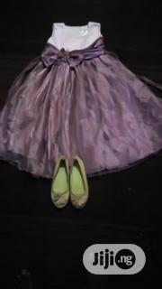 Dress With Shoes | Children's Clothing for sale in Oyo State, Ibadan South East